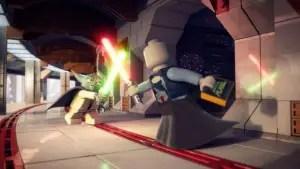 """LEGO Star Wars: The Padawan Menace"" Special on Cartoon Network 3"