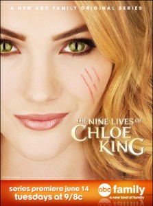 """Sorcerer Radio Q&A with Benjamin Stone of ABC Family's """"The Nine Lives of Chloe King"""" 5"""