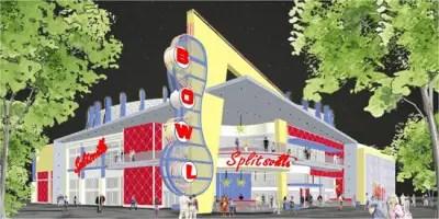 Downtown Disney to add Splitsville, delays Pleasure Island makeover 1