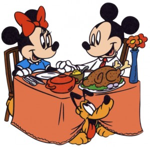 Ask a Disney Question: Traditional Thanksgiving at Disney World? 1
