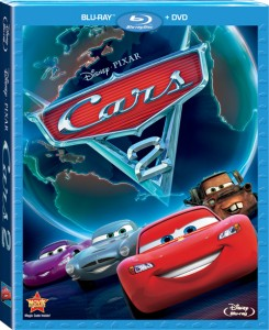 Disney's Cars 2 Bluray Review 1