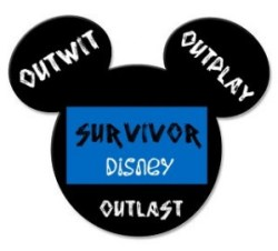 If Disney did a Reality TV show: Survivor 1