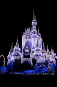 2011 Disney World Resort Christmas Events & Attractions 1