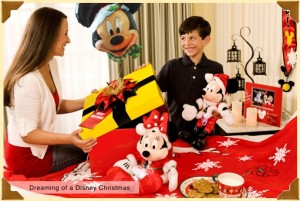 Dreaming of a Disney Christmas from Disney Floral