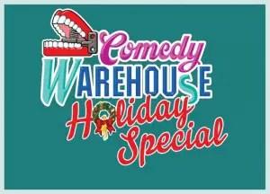 Comedy Warehouse Holiday Special Debuts at Hollywood Studios 1