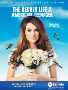 """ABC Family's Hit Series """"The Secret Life Of The American Teenager"""" and """"Make It Or Break It"""" Return With New Episodes Monday, March 26 1"""