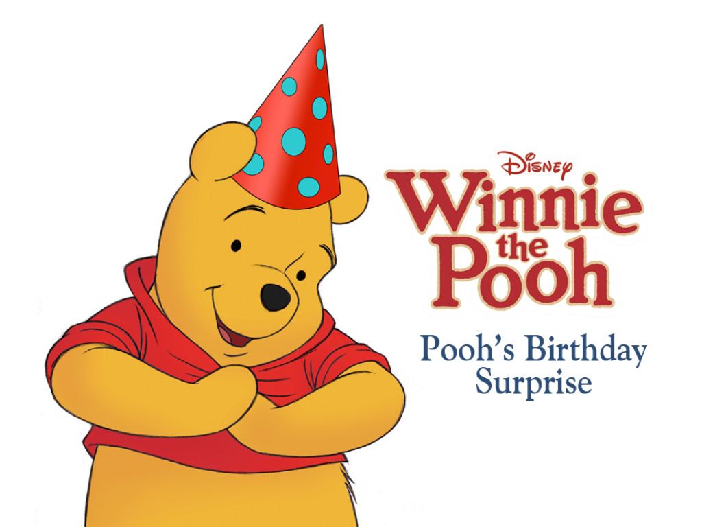 ipad review pooh s birthday surprise rh chipandco com Winnie the Pooh Face Clip Art Winnie the Pooh Face Clip Art
