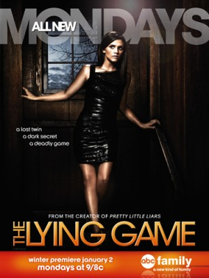 "WDW Tiki Room Interviews Charisma Carpenter of ""The Lying Game"" 2"