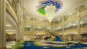 New and Unique twists coming to the Disney Fantasy 2
