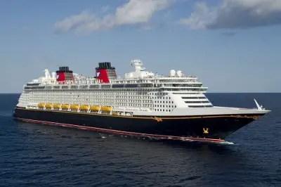Disney Dream at Sea