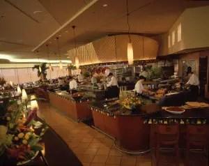 California Grill at Disney Contemporary Resort