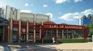 Earl of Sandwich Joins Downtown Disney District 1