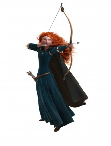 """Disney Interactive announced that """"Brave: The Video Game"""" is currently in development 2"""