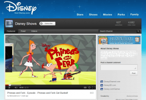 Watch Disney Channel Shows for FREE on Youtube 1