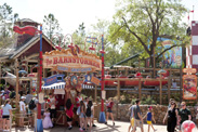 The First Phase of the New Storybook Circus Area of Fantasyland at Magic Kingdom Park 'Soft-Opens'