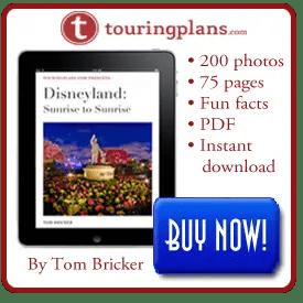 Disneyland: Sunrise to Sunrise by TouringPlans author and photographer Tom Bricker 3