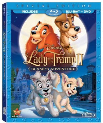 Coming to Disney Bluray and DVD for 2012 4