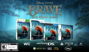 Disney Family Deals Special Offer - Disney Pixar Brave The Video Game 1