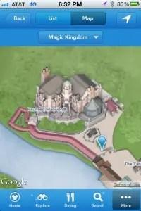 Walt Disney World launches 'My Disney Experience' app offering wait times, dining reservations, future NextGen Fastpass 11