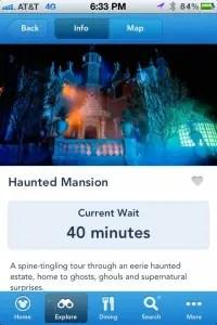 Walt Disney World launches 'My Disney Experience' app offering wait times, dining reservations, future NextGen Fastpass 12
