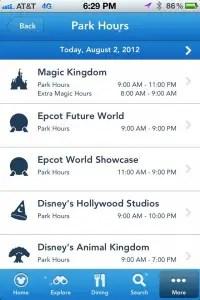 Walt Disney World launches 'My Disney Experience' app offering wait times, dining reservations, future NextGen Fastpass 8