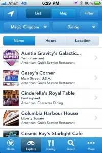 Walt Disney World launches 'My Disney Experience' app offering wait times, dining reservations, future NextGen Fastpass 9