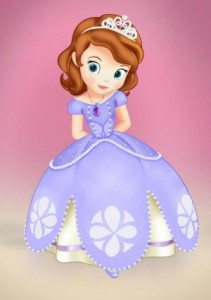 """Disney will introduce """"Sofia the First,"""" premiering in fall 2012 on Disney Channel and Disney Junior 2"""