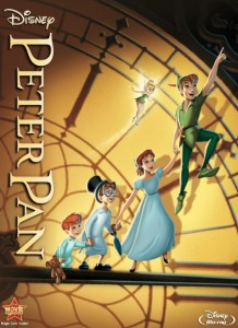 Disney's Peter Pan: Diamond Edition coming to Blu-Ray on February 5th! 1