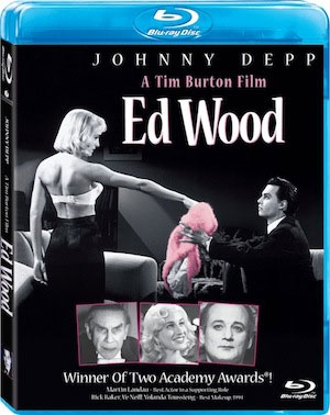 Disney Bringing 'Ed Wood' and 'Judged Dredd' to Blu-ray September 18 1