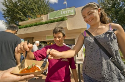 Nosh, Sip and Eat to the Beat through Nov. 12 at Epcot International Food & Wine Festival 1