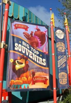 Storybook Circus is Big Fun Under the Big Top for Fantasyland Guests 1