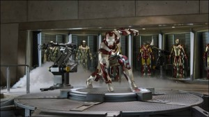 Marvel's Iron Man 3 Trailer & Screenshots 1