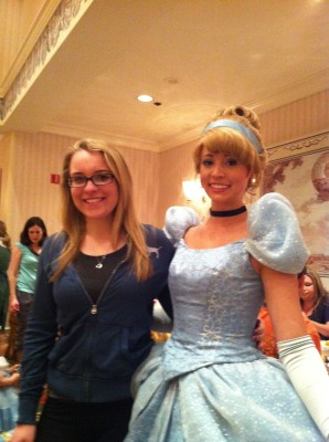 Will the real Cinderella please step forward!