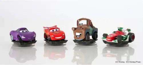Disney Interactive Announces 'Cars' Playset For 'Disney Infinity' 4