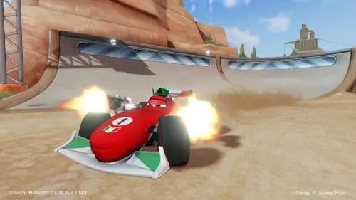 Disney Interactive Announces 'Cars' Playset For 'Disney Infinity' 2