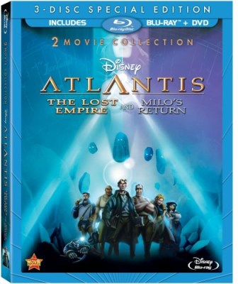 Atlantis 2 Movie Collection