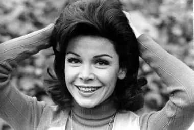 Annette Funicello close up