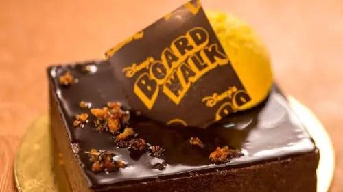 Boardwalk cake