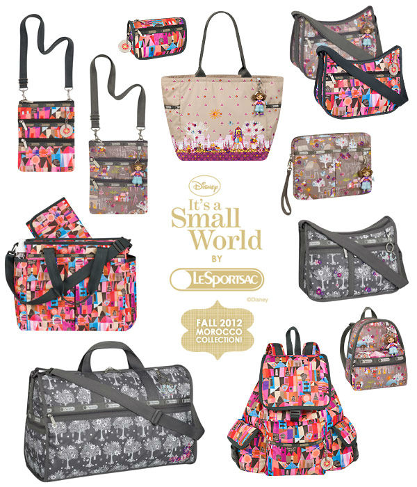 b5bb6350426 LeSportsac And Disney Turn Mary Blair s Artwork Into Fashion With ...
