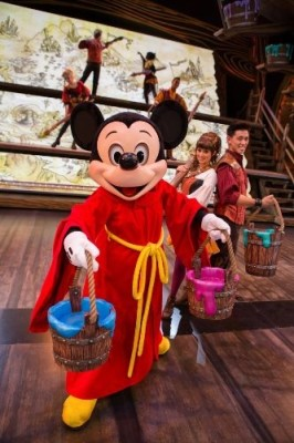 Mickey and the Magical map 1