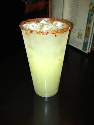 Pineapple Margarita La Cava del Tequila