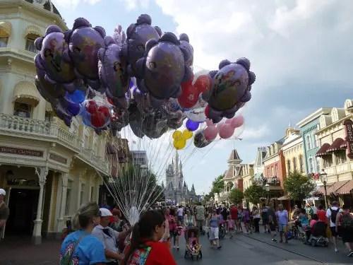 wdw balloons