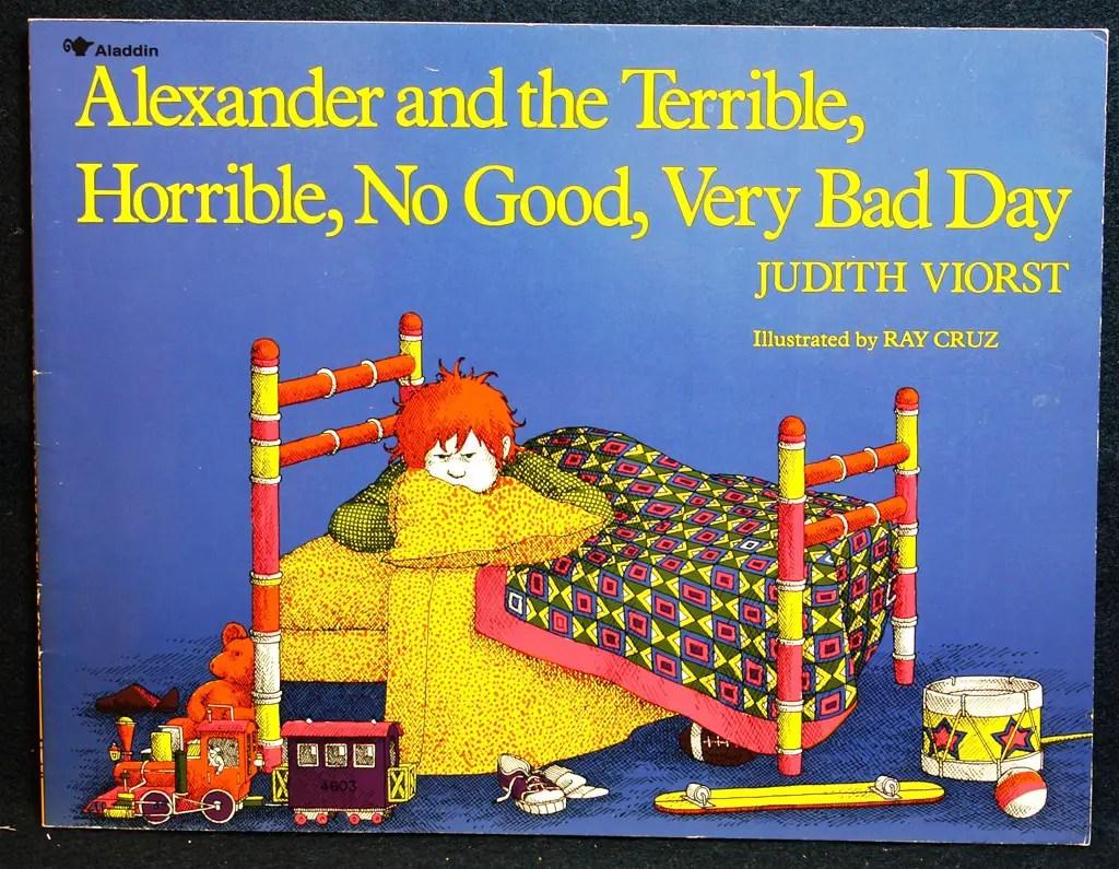 Disney S Alexander And The Terrible Horrible No Good