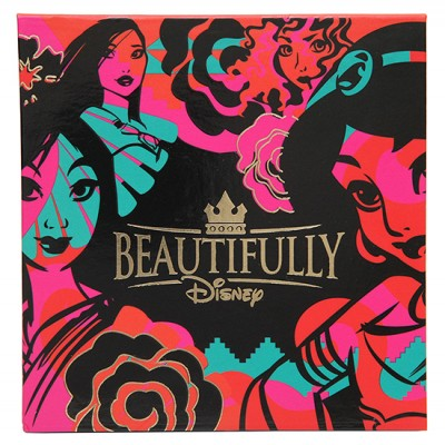 Cover of Beautifully Disney eyeshadow Palette