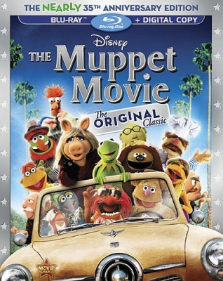 The Muppet Movie cover