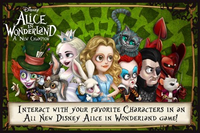 Alice in Wonderland A New Champion