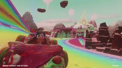 Vanellope Disney Infinity
