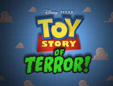 Toy Story of Terror Sign