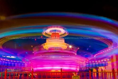 Dumbo at Night