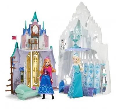 Frozen Ice Castle Playset
